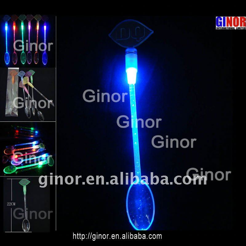 led light stirrer bar gifts