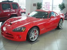 2009 DODGE Viper SRT10, unit 33933885, used car