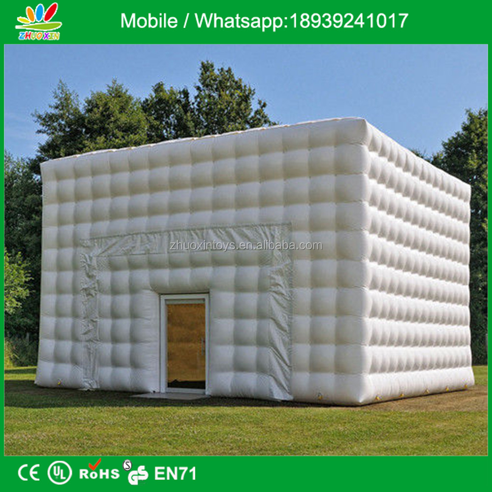 Inflatable Tent Best Sale Wonderful Cube Inflatable Warehouse