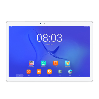Super Slim Aluminium Cover Teclast T10 Portable 10.1 inch Tablet PC Intel Processor 4GB RAM+64GB ROM with Android System