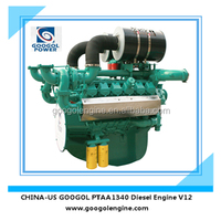 Chongqing 600kW Googol Small Diesel Engine