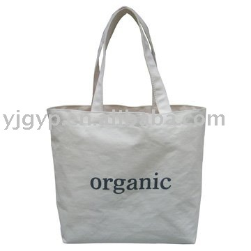 HOT SALE cheap organic cotton canvas wholesale clear tote bag