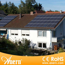 15KW CE RoHS approved solar panel price from alibaba gold supplier