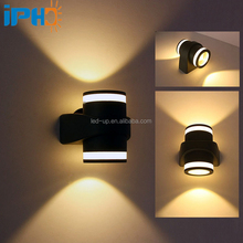 10W Exterior Led Indoor Outdoor Up And Down Wall Mounted Pack Bracket Light Lamp Fixtures Fitting