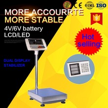 Wireless carbon material industry 400kg weighing scales