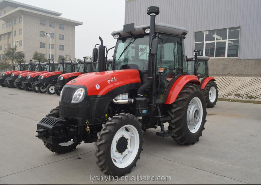 SJH804B 4WD farm tractor best price mini tracteur agricole