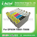 Compatible inkjet cartridge for EPSON T0851-T0856