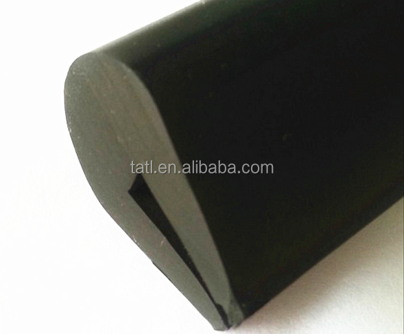 Aluminum Edge Protection : Rubber metal edge protector buy elastic