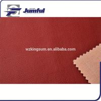 PVC PU Synthetic Leather for Furniture, Car Seats, Sofa