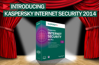 Kaspersky Internet Security 3 PC 1 Year , Global Free region worldwide work with all countries