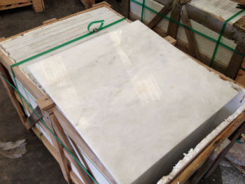 Bianco Carrara White Polished Marble