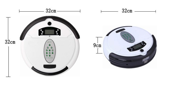 Smart Dust Cleaning Sweeping Machine Vacuum Cleaner Robot