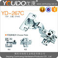 Jieyang one way FGV slide on cabinet door hinge