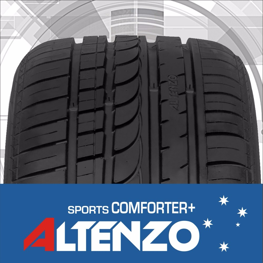 Altenzo brand pcr tyres from PDW group, Zhejiang tyre factory since 1983