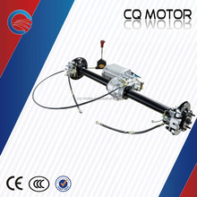 motor kit for EV ,tricycle rear differential transaxle, 48V/60V eletric motor for e trike
