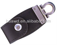 Leather usb memory,usb flash drive leather skin