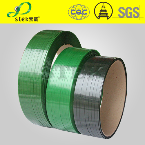 Polyester strap, PET strapping band for heavy industry