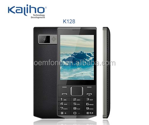 3.2 inch quad band feature phone 2 sim cards