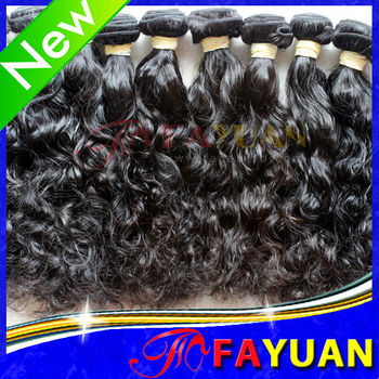 AAAAAA Fayuan hair products!!!!! Double Drawn Best selling Unprocessed Brazilian hair weave