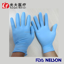 sterile nitrile surgical gloves
