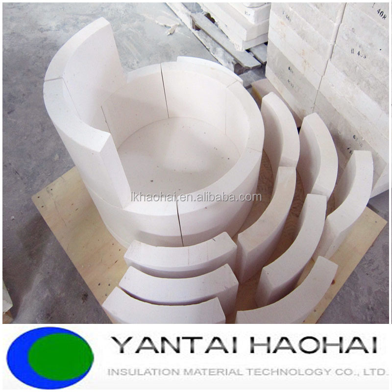 Large Pipe Insulation Hot Sale 2014 High Quality Calcium Silicate Board