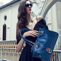 New Design Women Custom Fashion Beautiful women's italian shoe and bag matching sets