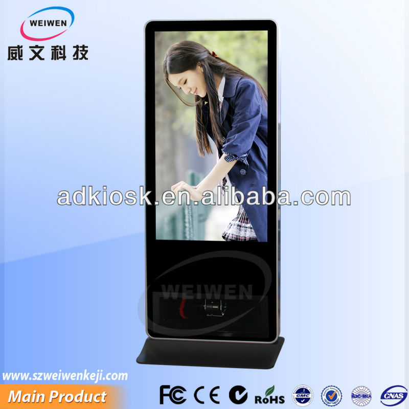 chinese innovative products new lcd sexy mp4 player 42 inch full hd hot video free download display kiosk