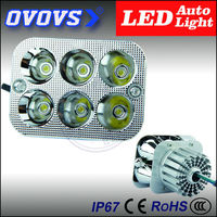 Hot new 12v 18w interior Light flashing,spotlight, for electric motorcar,Motorcycle