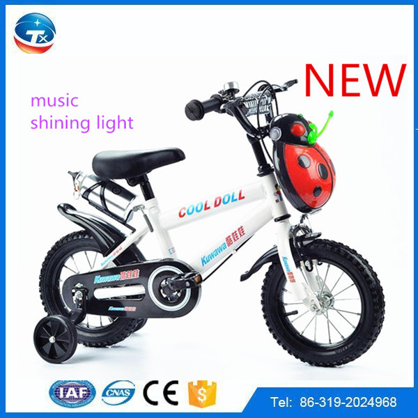 2016 new model high quality kids bicycle with music and shining light montain type kids bicycle