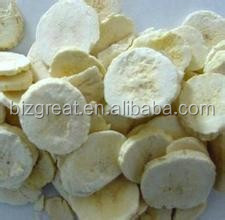 All kinds of types of Frozen dried banana with good quality for sale