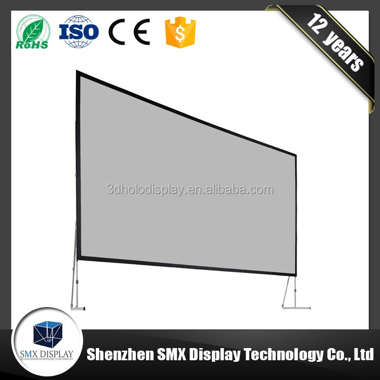 Manufacturer direct sales compact durable portable easy folding fast fold screen