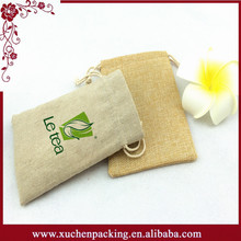 Low Price Creative Used Printed Natural Handmade Hessian Bags Manufacturer