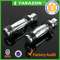 TARAZON brand hot sale universal foot rest pedals pegs for harley