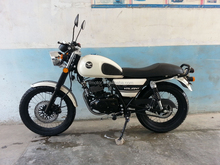125cc new cheap motorcycle,cafe racer motorcycle