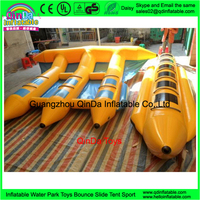 Inflatable Fly Fish Boat Inflatable Flying Fish Tube Towable PVC Boat