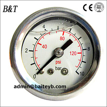Sanitary Stainless Steel Diaphragm Pressure Gauge