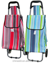 case hard trolley shopping leaves travel king bag