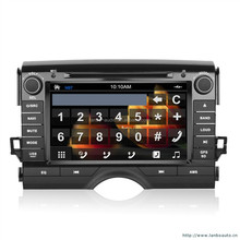 2014 Universal 7 inch car DVD headrest with touch screen bluetooth mini laptop with dvd player