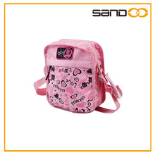 China factory hot sale cute fashion girls kids cartoon picture of school bag,child shoulder strap school bag