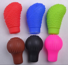 Everlasting perpetual silicone car gear cover export to DUBAI car accessories dubai