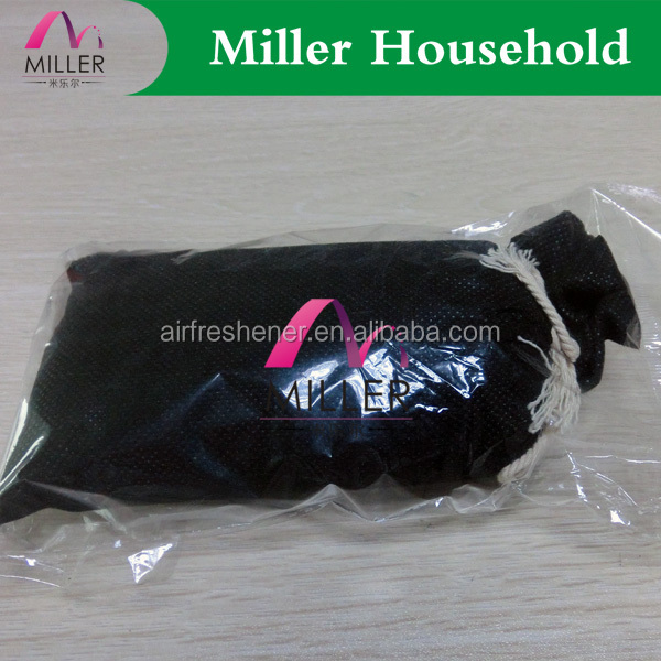 efficient odor absorber activated carbon bamboo charcoal bags factory
