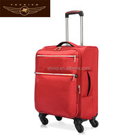 Fochier polyester travel bag trolley bag for sale
