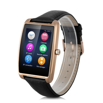 Latest MTK2502C 1.61 inch IP67 waterproof message notification L11 business smart watch wifi