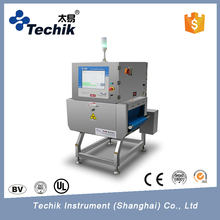 High impact resistance x ray inspection machine