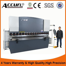 Accurl systematic and forceful adira hydraulic press brakes machine