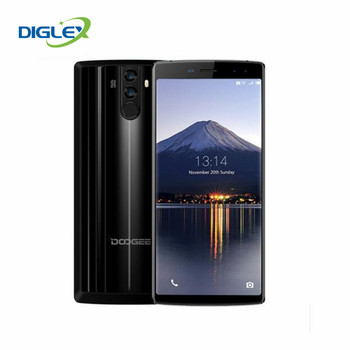 DOOGEE BL12000 mobile phone 6.0'' MTK6750T Octa Core 4GB RAM 32GB ROM Quad Camera 16.0+13.0MP 16.0+8.0MP Android 7.1 12000mAh