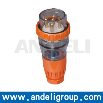 250V Electrical Industrial Plugs