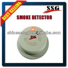 High quality smoke alarm detector with CCC,CE,ROHS certification