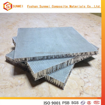Aluminum Honeycomb exterior decorative metal wall panels