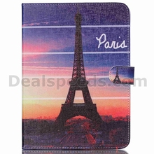 Filp Stand PU Leather Case for Samsung Tablet Galaxy Tab 4 10.1 T530